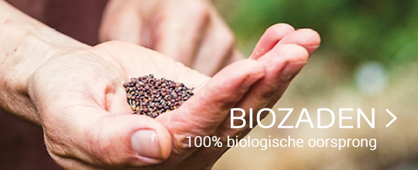 Biozaden online kopen tuincentrum thiels