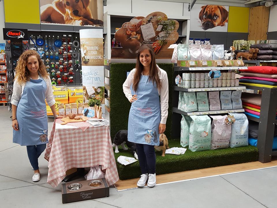Complete dierenwinkel nabij Leuven