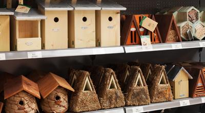 Vogels tuincentrum thiels heist-op-den-berg leuven mechelen