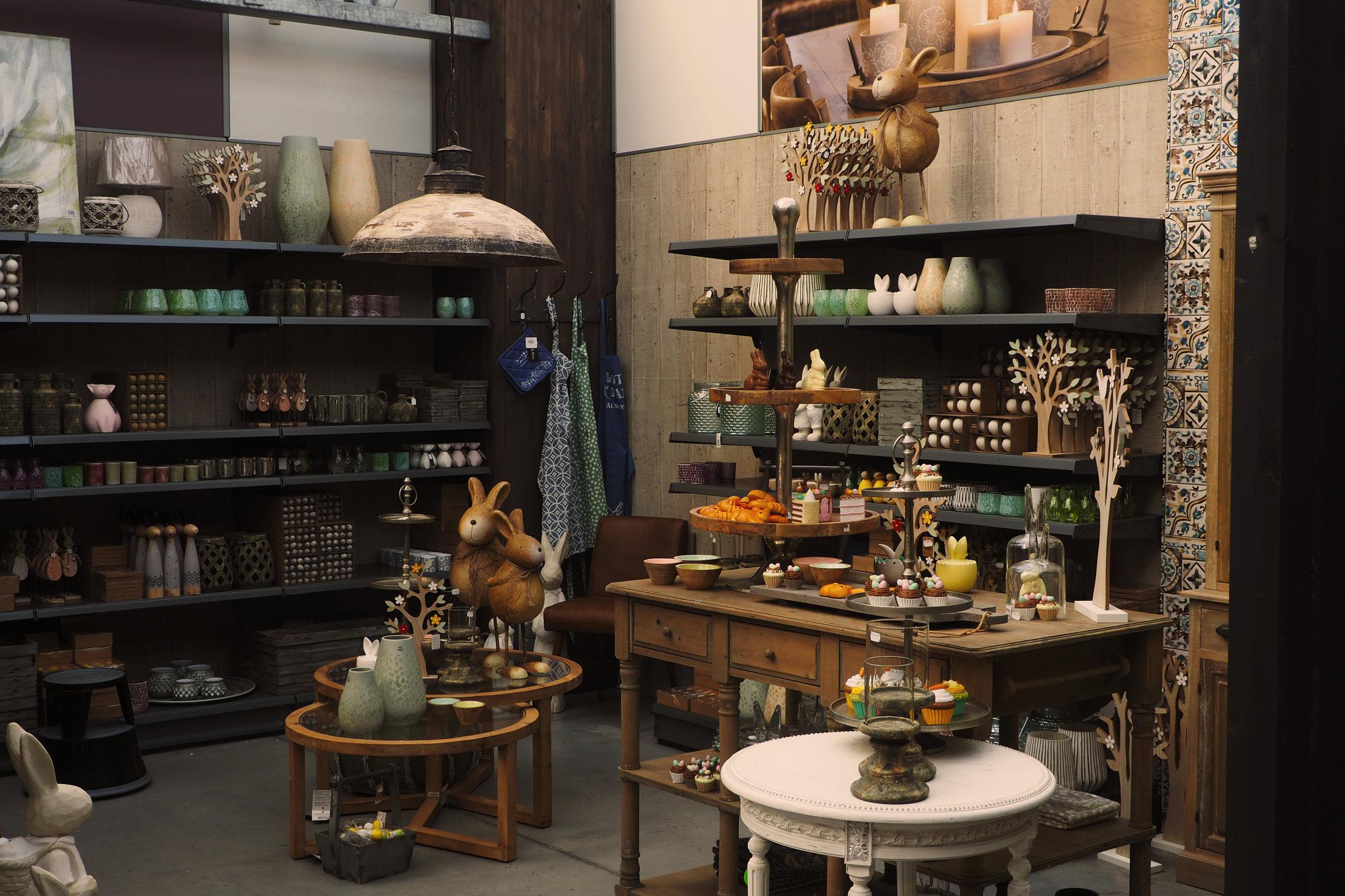 Interieur & decoratie - Producten - Tuincentrum Thiels